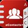 aContacts - スマートコンタクト&グループマネジャー、Google Gmail/Facebook/Yahoo用コンタクト・シンク、Excelへのコンタクト・バックアップ、連絡先を重複削除